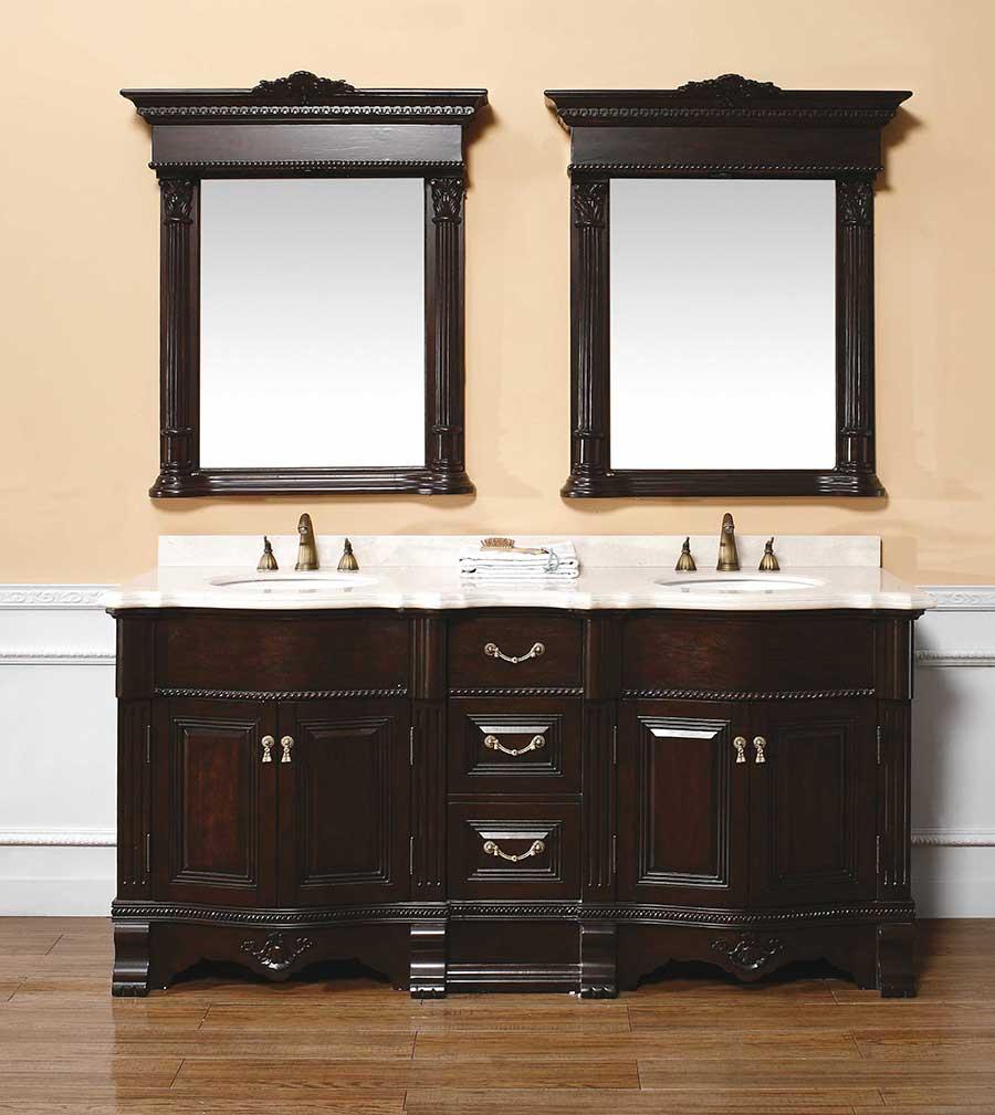 "72"" Celano Double Sink Vanity"