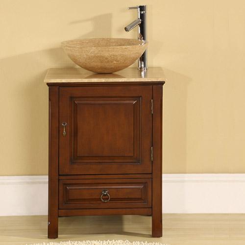 "22"" Corciano Vessel Sink Vanity"