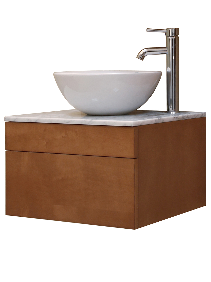 """23.5"""" Lincoln Street Vanity - with optional ceramic sink top"""