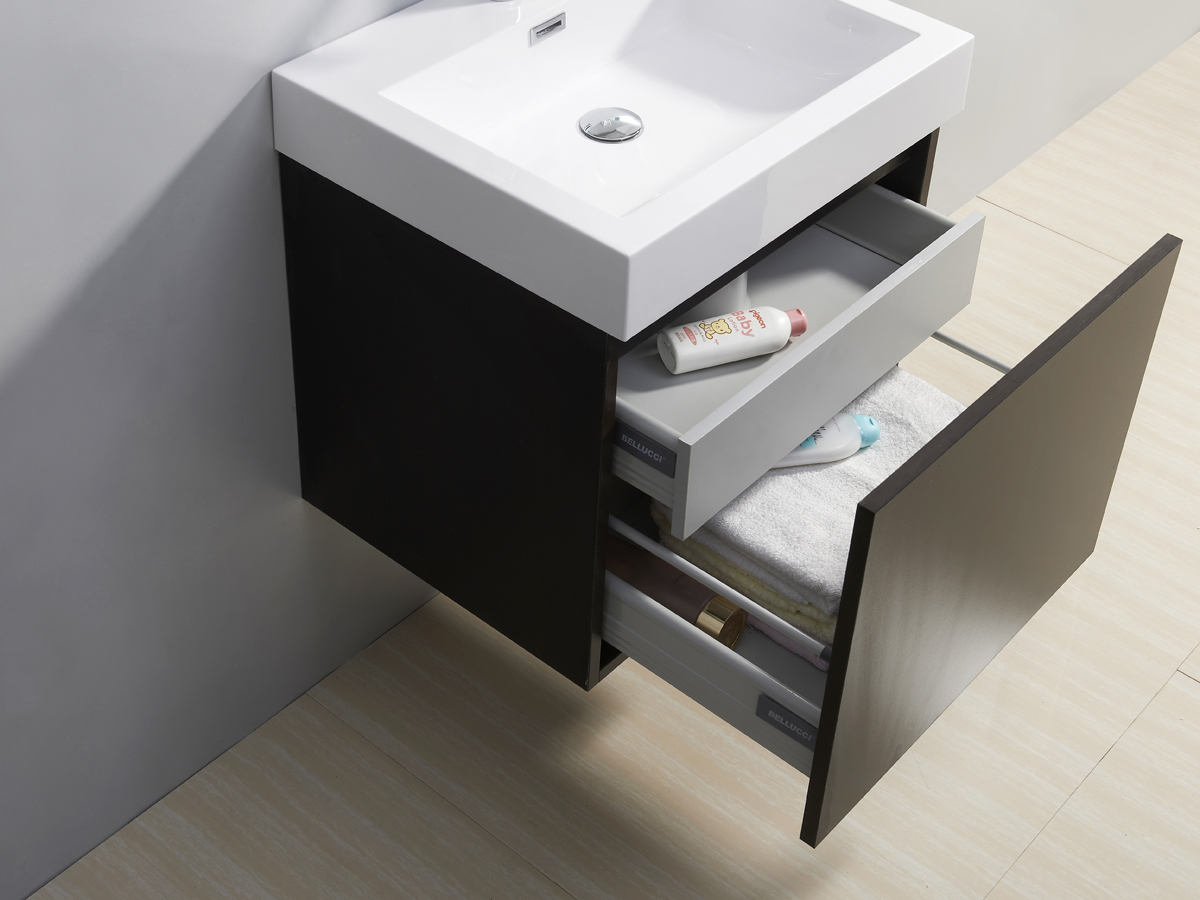 Drawer Opens To Reveal Concealed Drawer