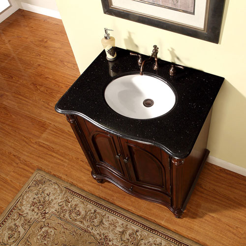 "30"" Claudius Single Bath Vanity"