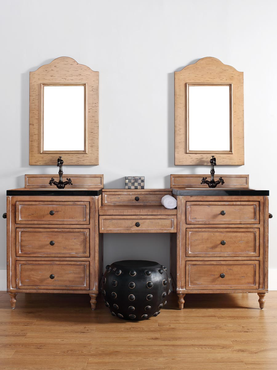 "Optional Modular Drawers (Shown on 26"" Copper Cove Vanities)"