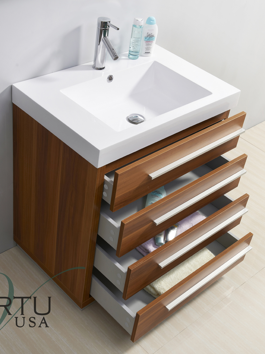 Four Functional Drawers