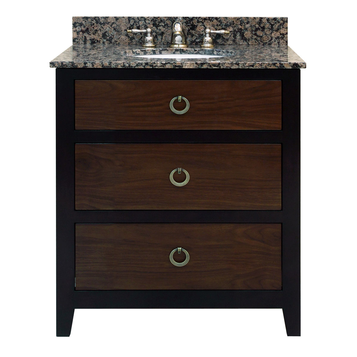 "30"" Urban Loft Single Vanity - with optional top"