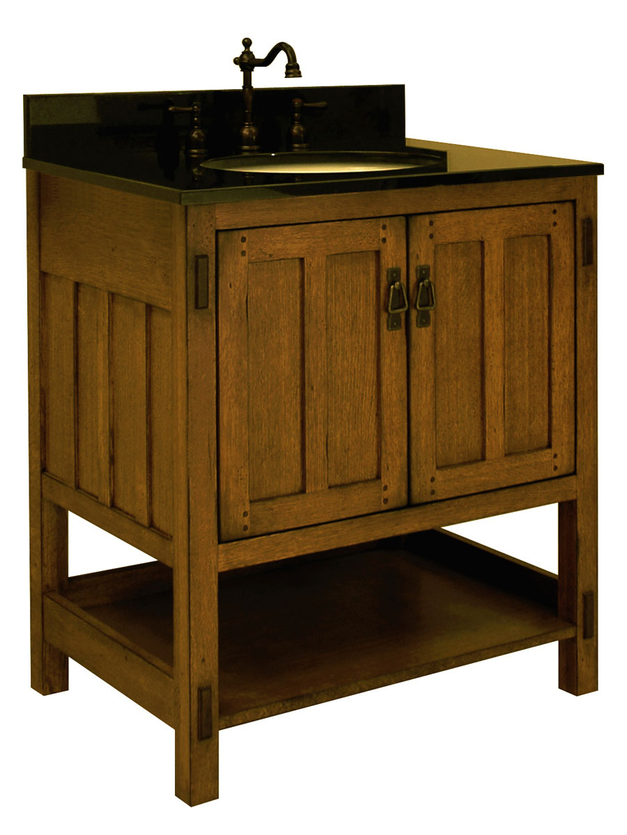 30 American Craftsman Single Bath Vanity