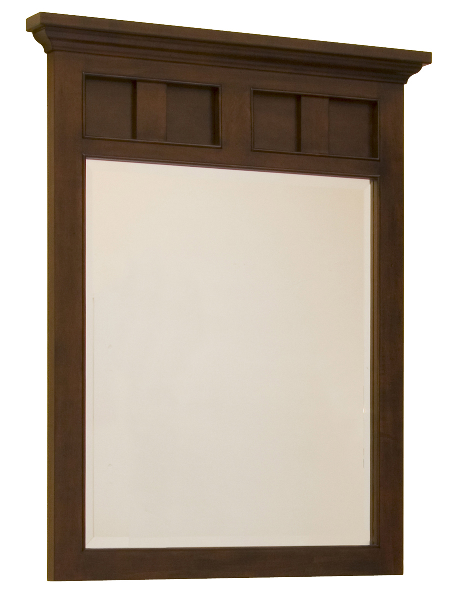 and linen cabinet