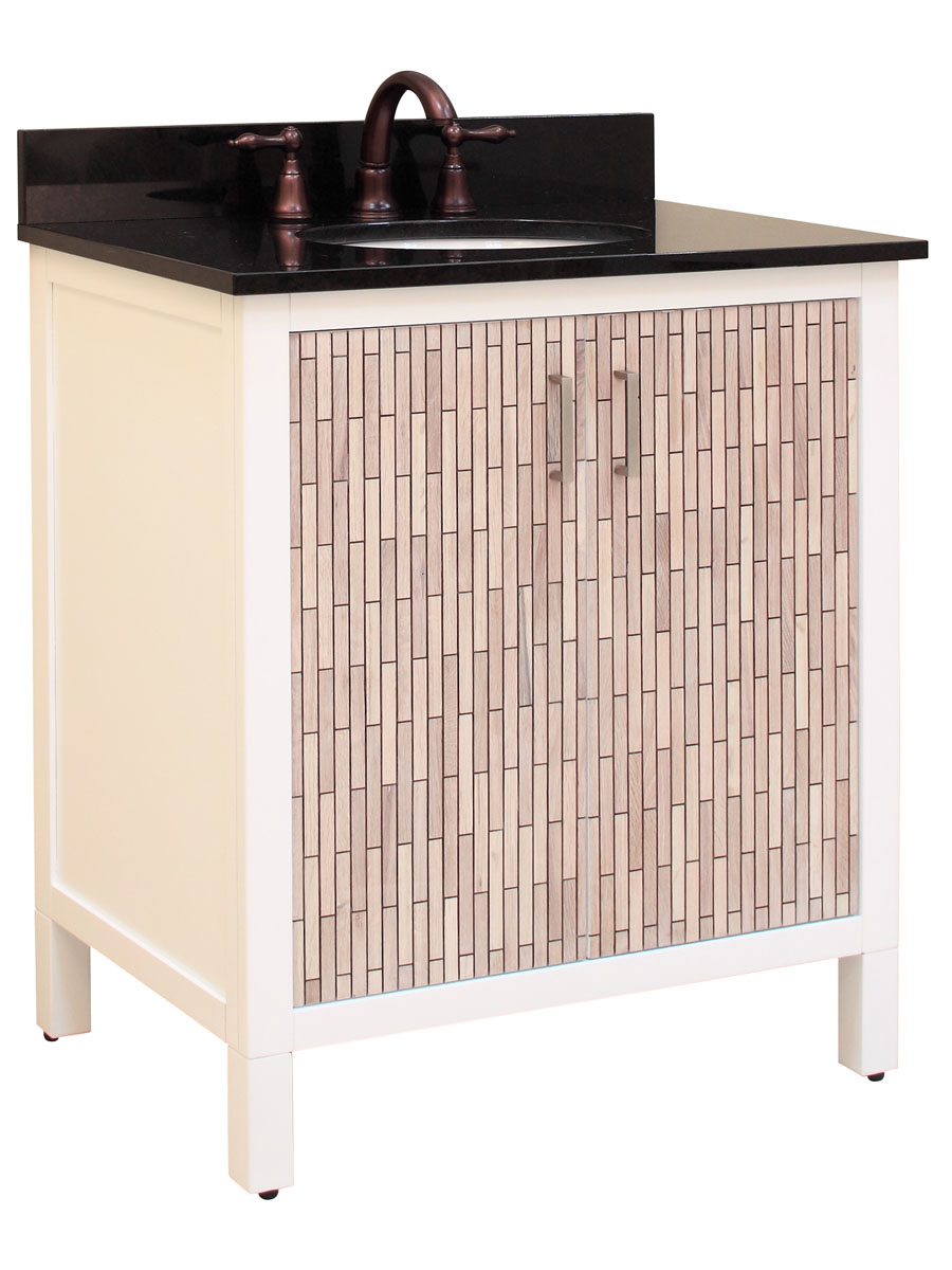 "30"" Cape Point Single Bath Vanity"