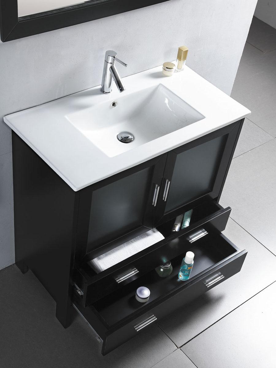 Ceramic Integrated Sink Top