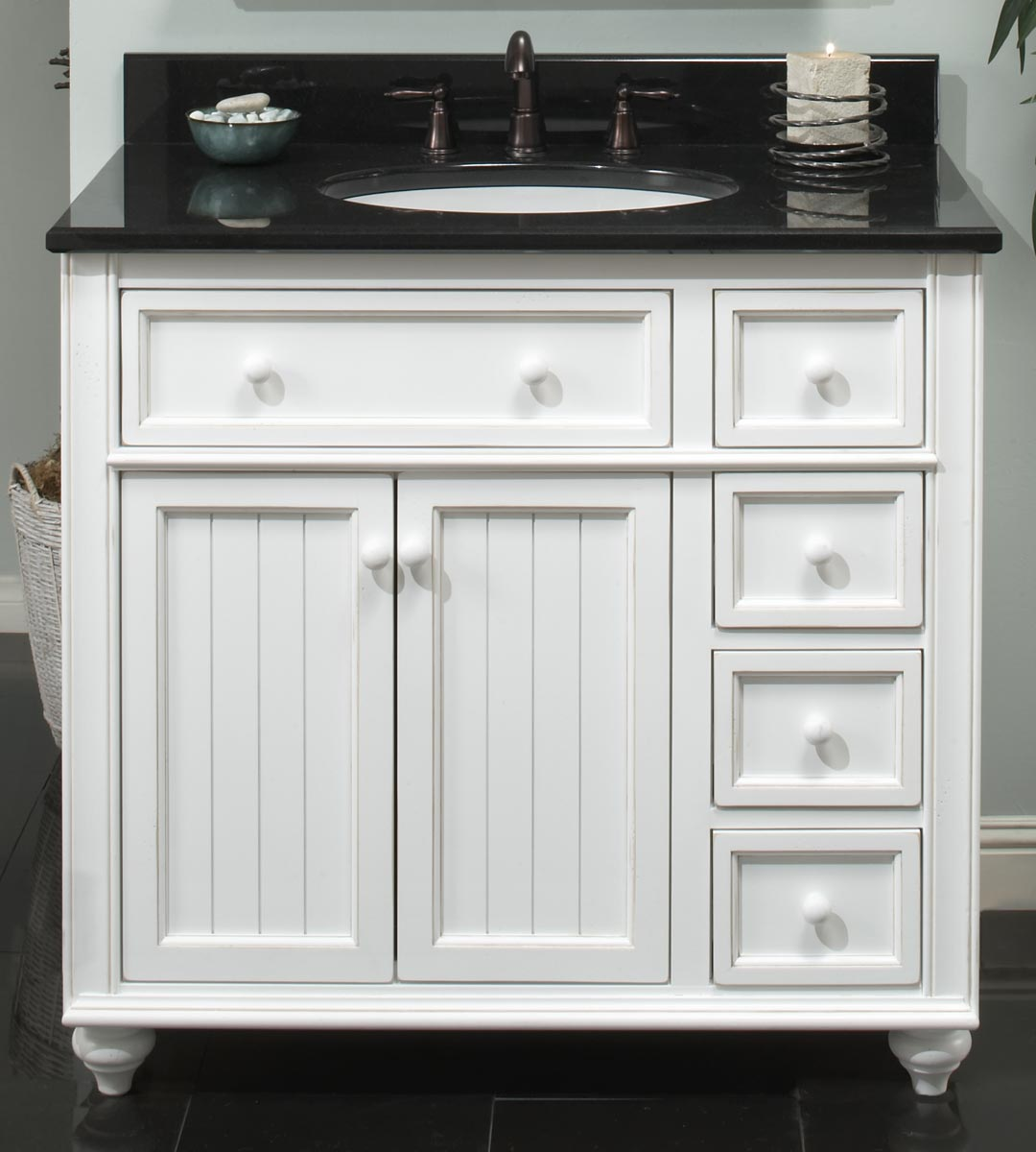 "36"" Cottage Retreat Single Vanity"