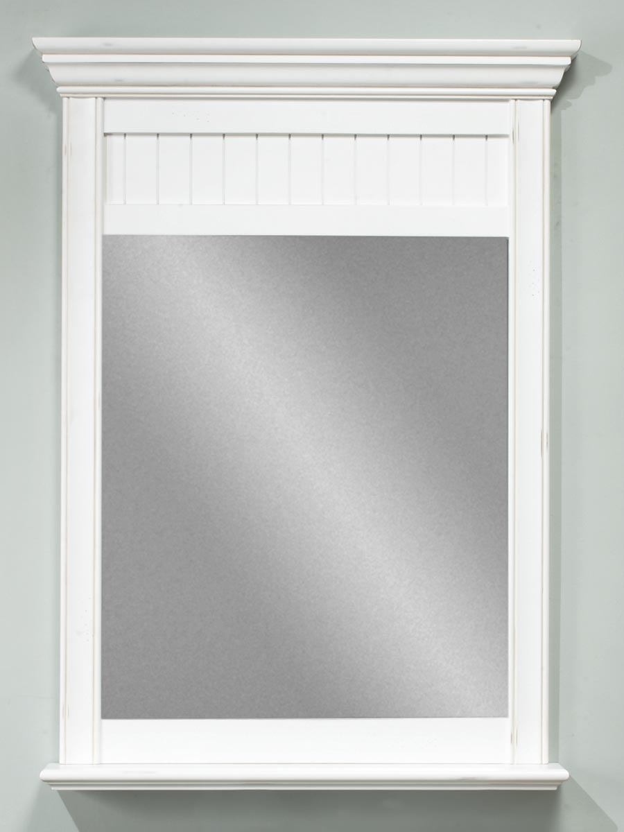 "Optional Mirror - available in 30"" and 36"" sizes"