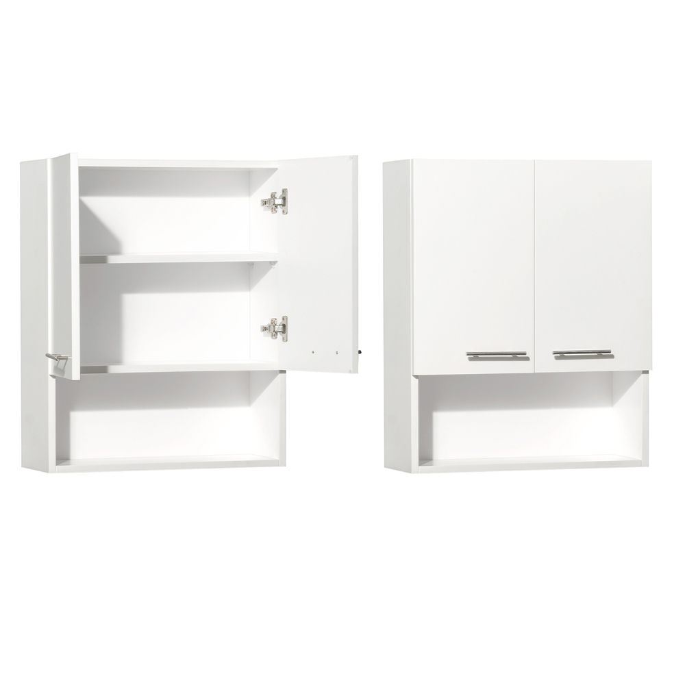 Optional Zentra Wall Cabinet