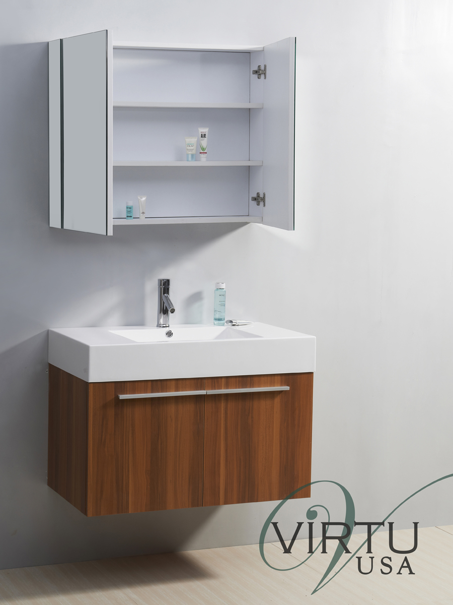 Included Medicine Cabinet