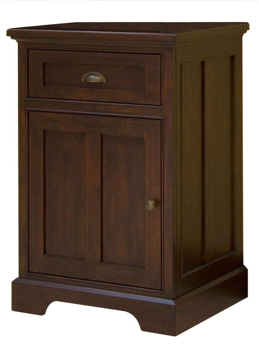 Optional Linen Cabinet (Base)