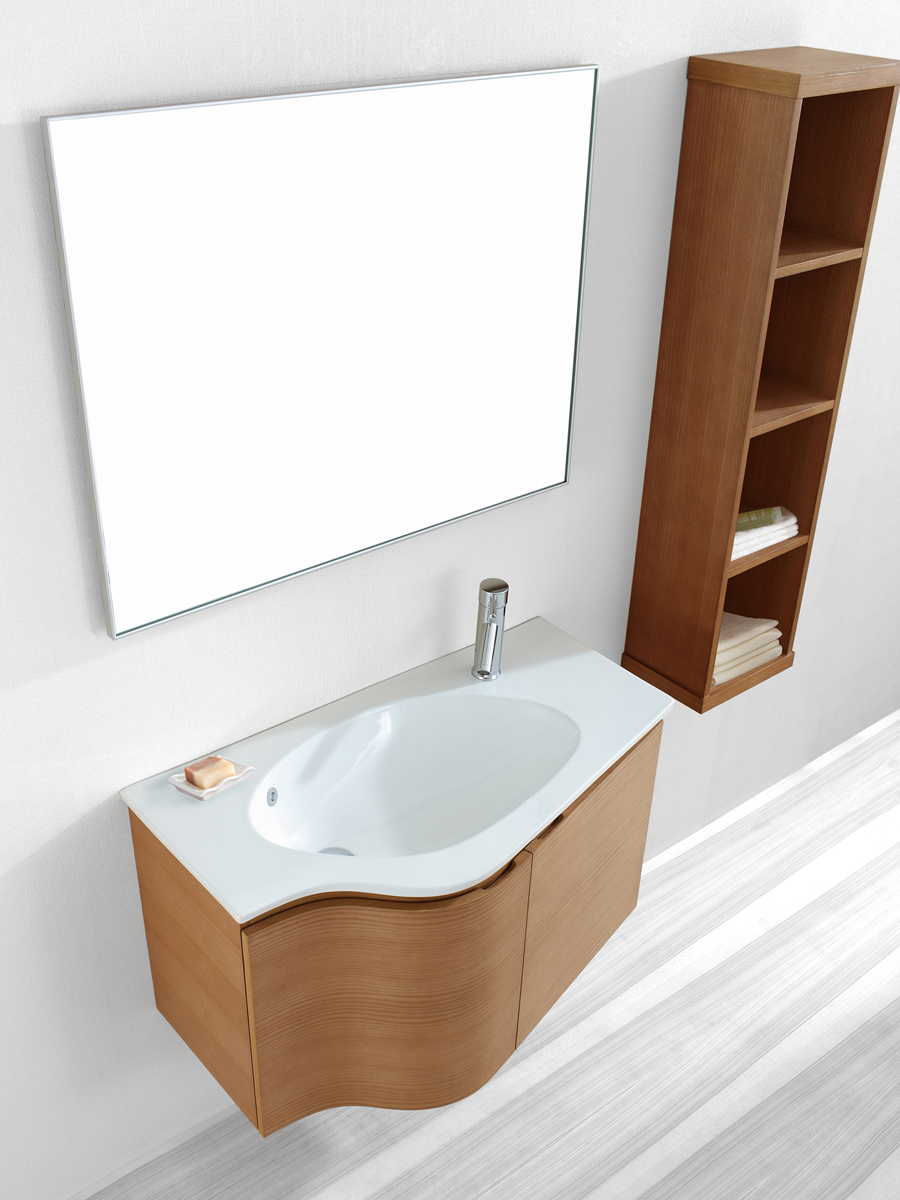 "35.5"" Roselle Single Vanity - Chestnut"
