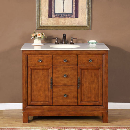 "42"" Vicari Single Bath Vanity"