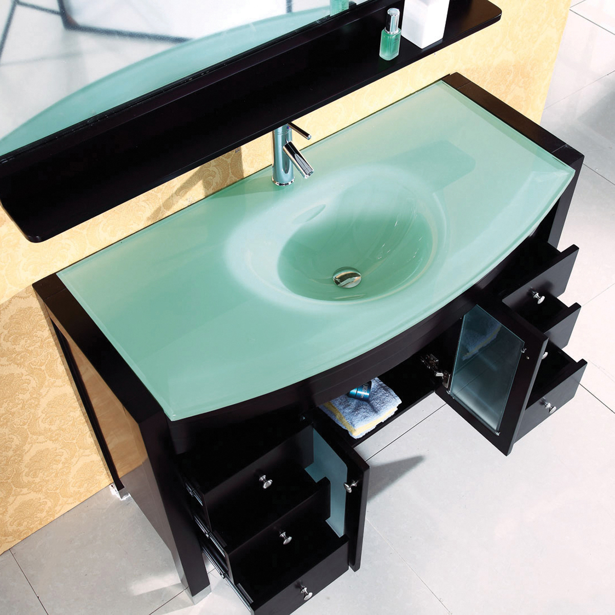 Tempered Glass Top