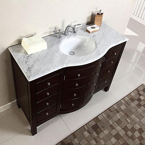 "48"" Karalis Single Bath Vanity"