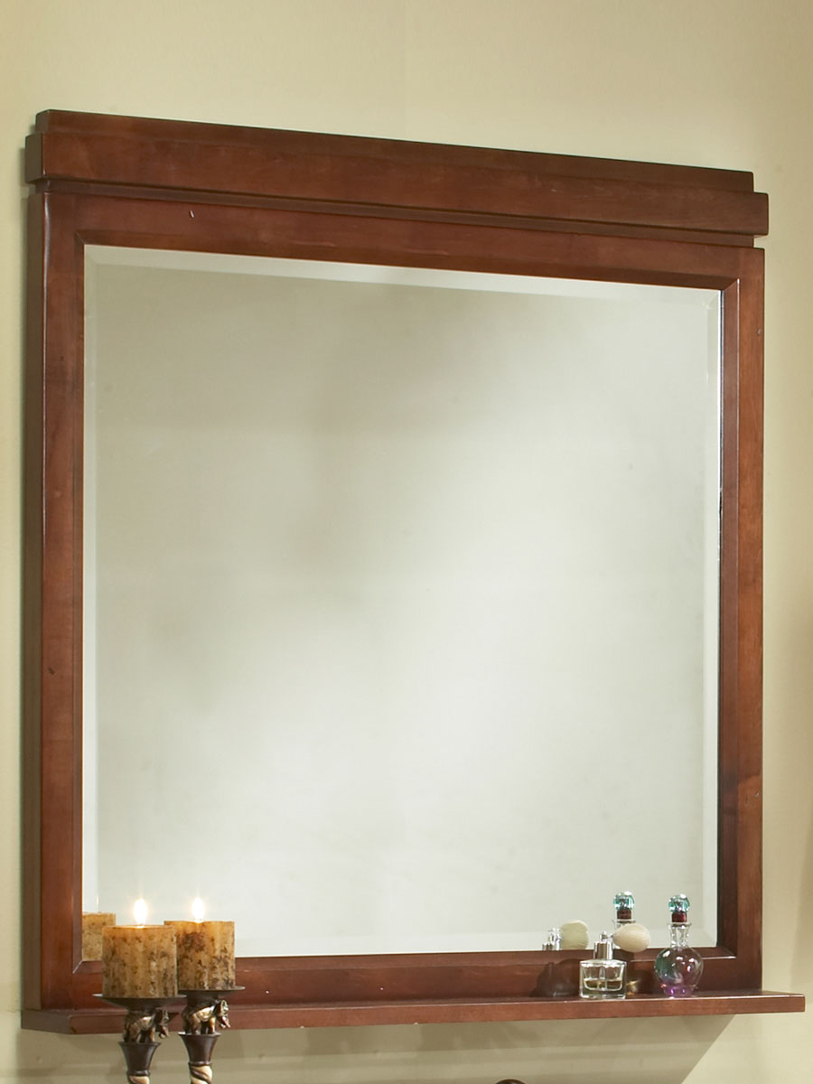 Optional Large Mirror