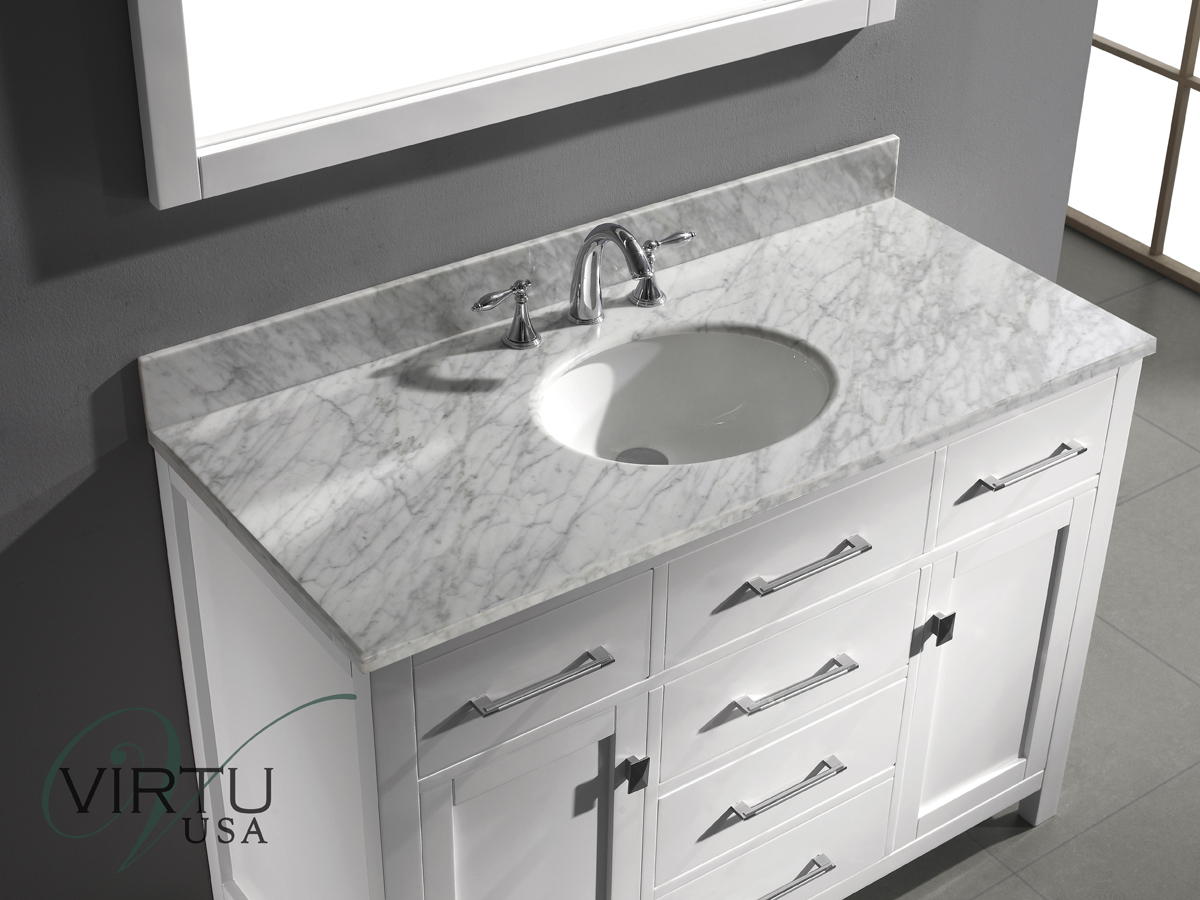 Rounded Sink