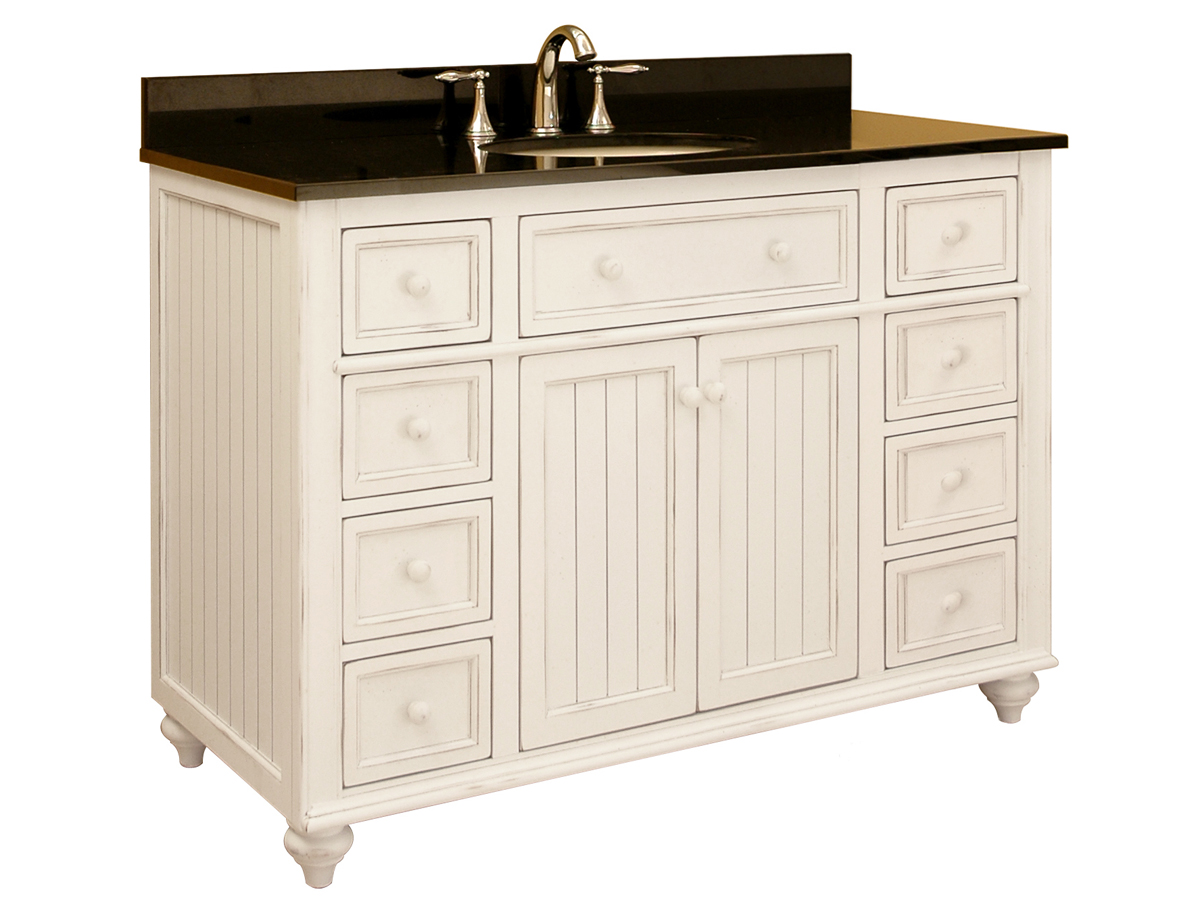 "48"" Cottage Retreat Single Vanity"