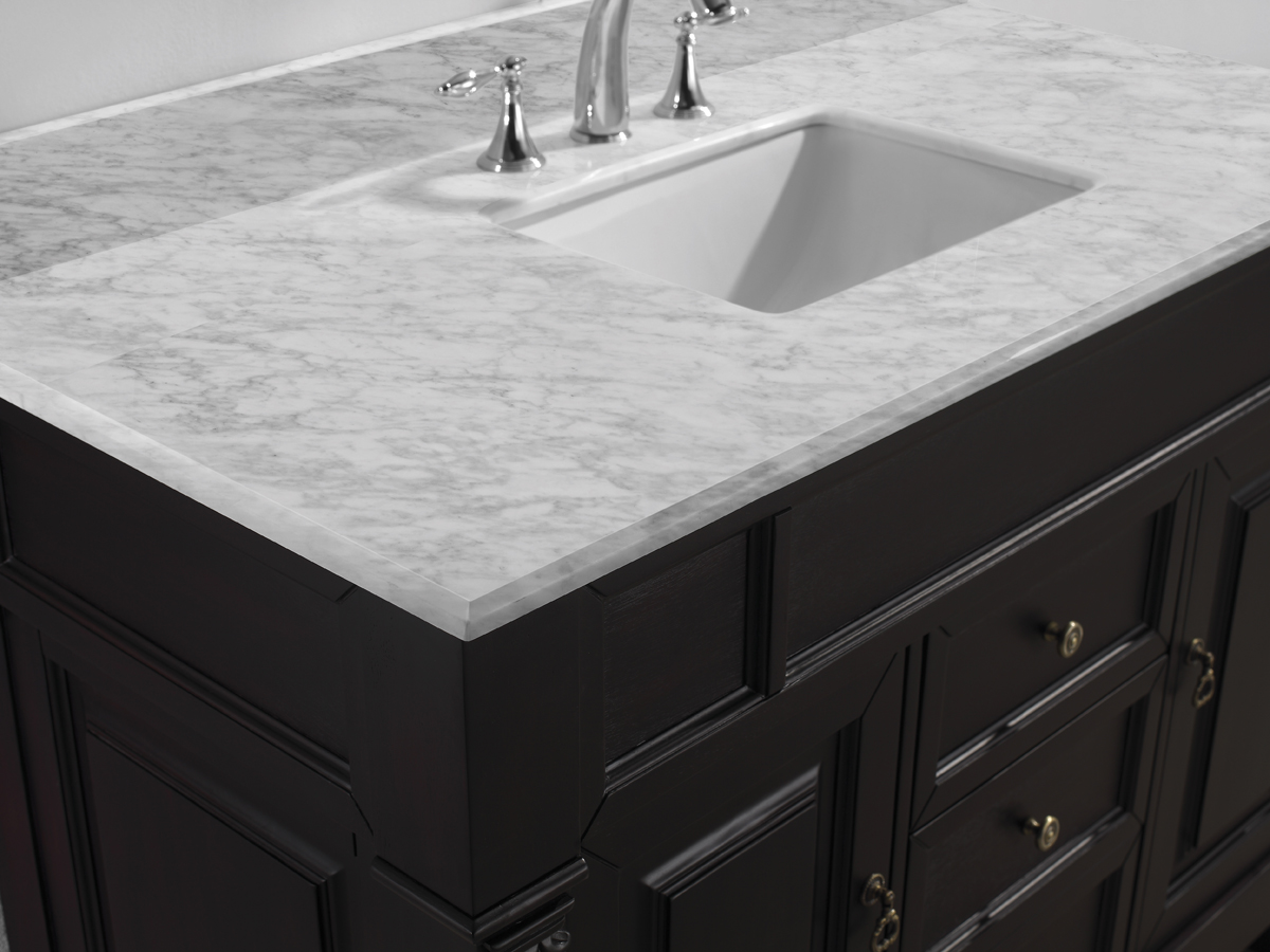 Italian Carrera Marble Top