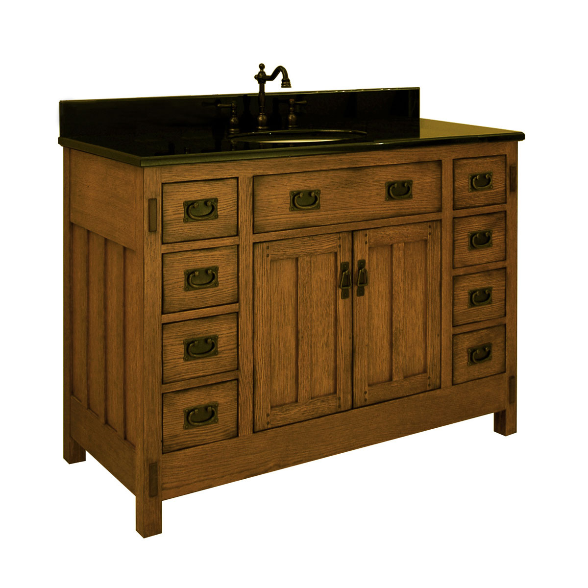 48 American Craftsman Single Bath Vanity