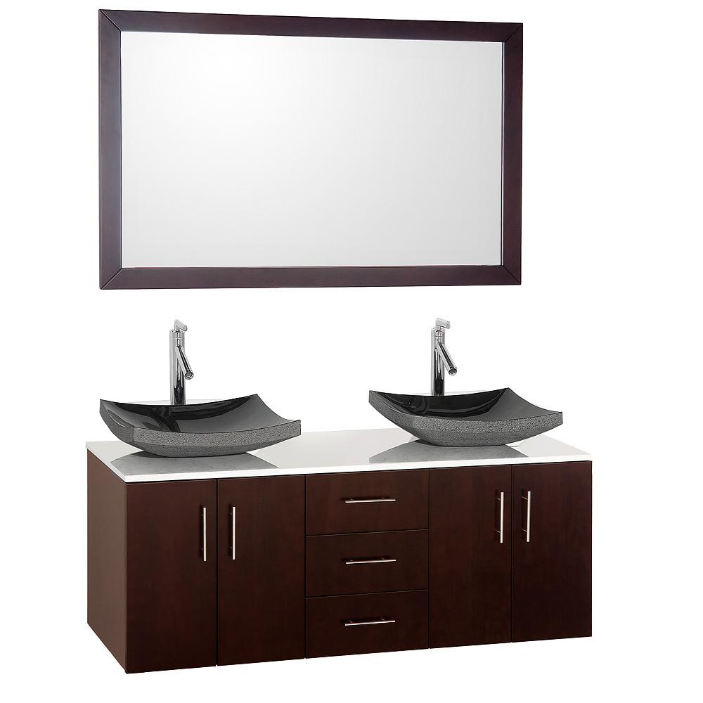 Shown with Black Granite Sinks