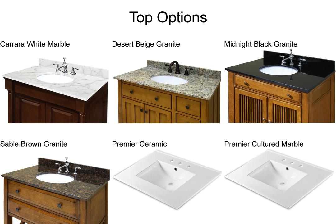 top options