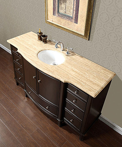 "60"" Matius Single Bath Vanity"