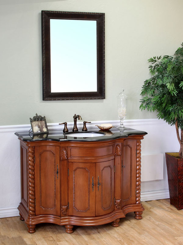 "48"" Whinfell Single Bath Vanity - Mirror Shown Not Available"