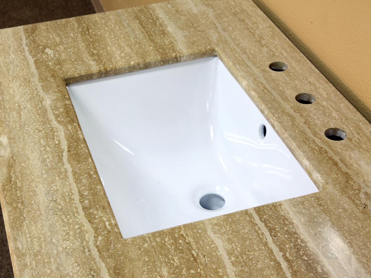 Rectangular Ceramic Sink
