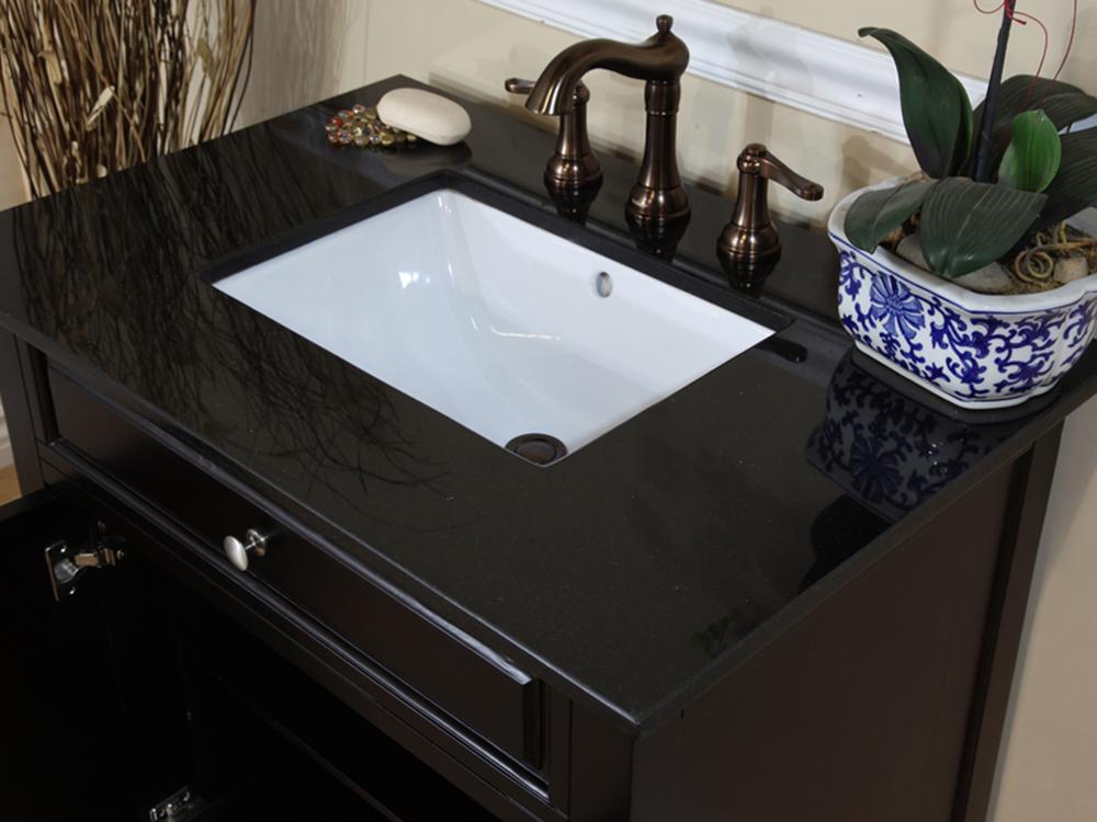 Black Galaxy Granite Top