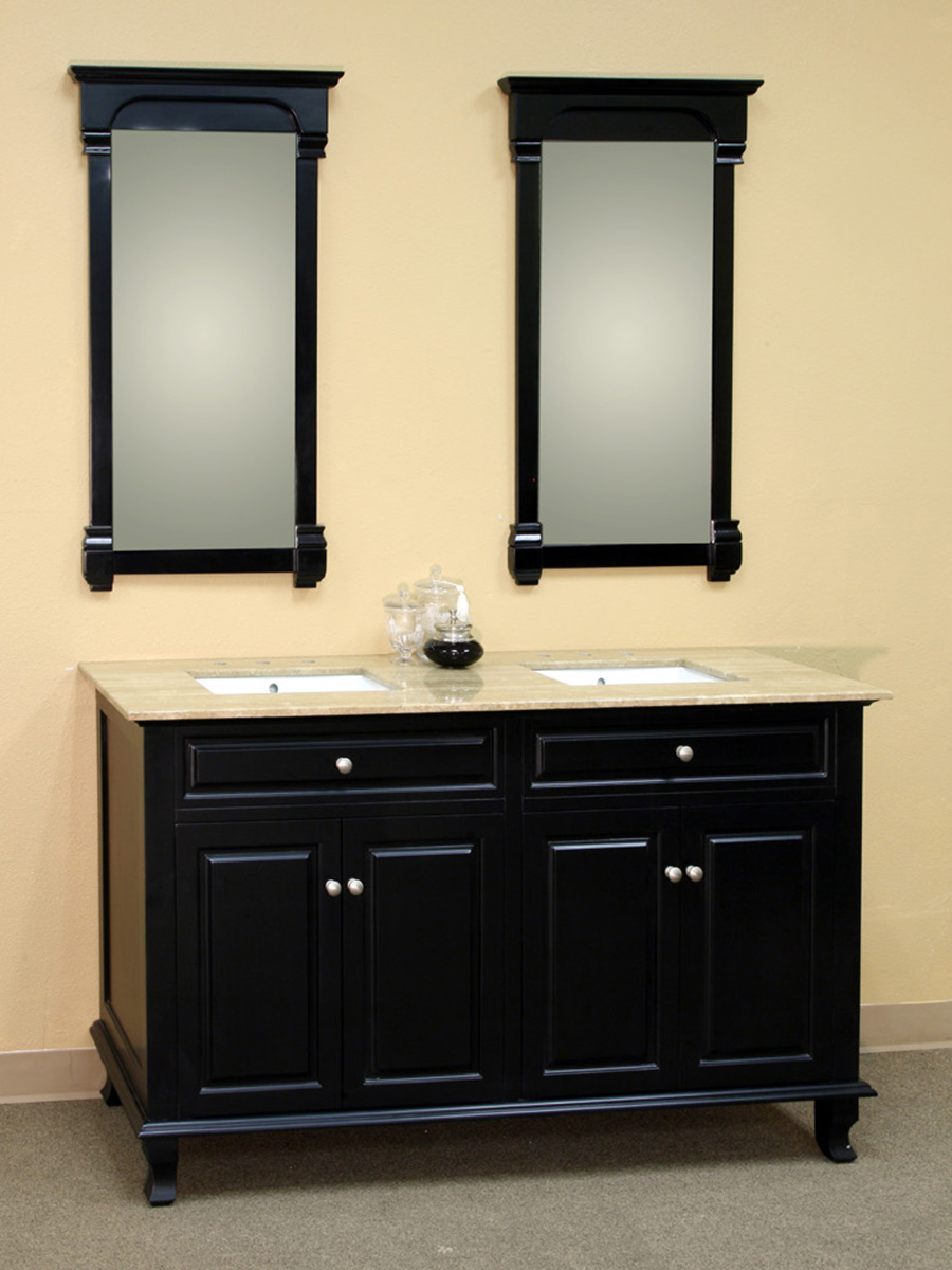 "62"" Guilarte Double Sink Vanity"