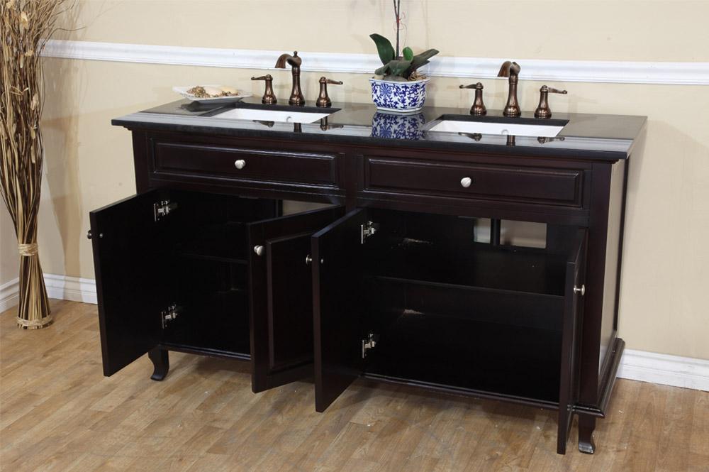 Double Cabinet Vanity