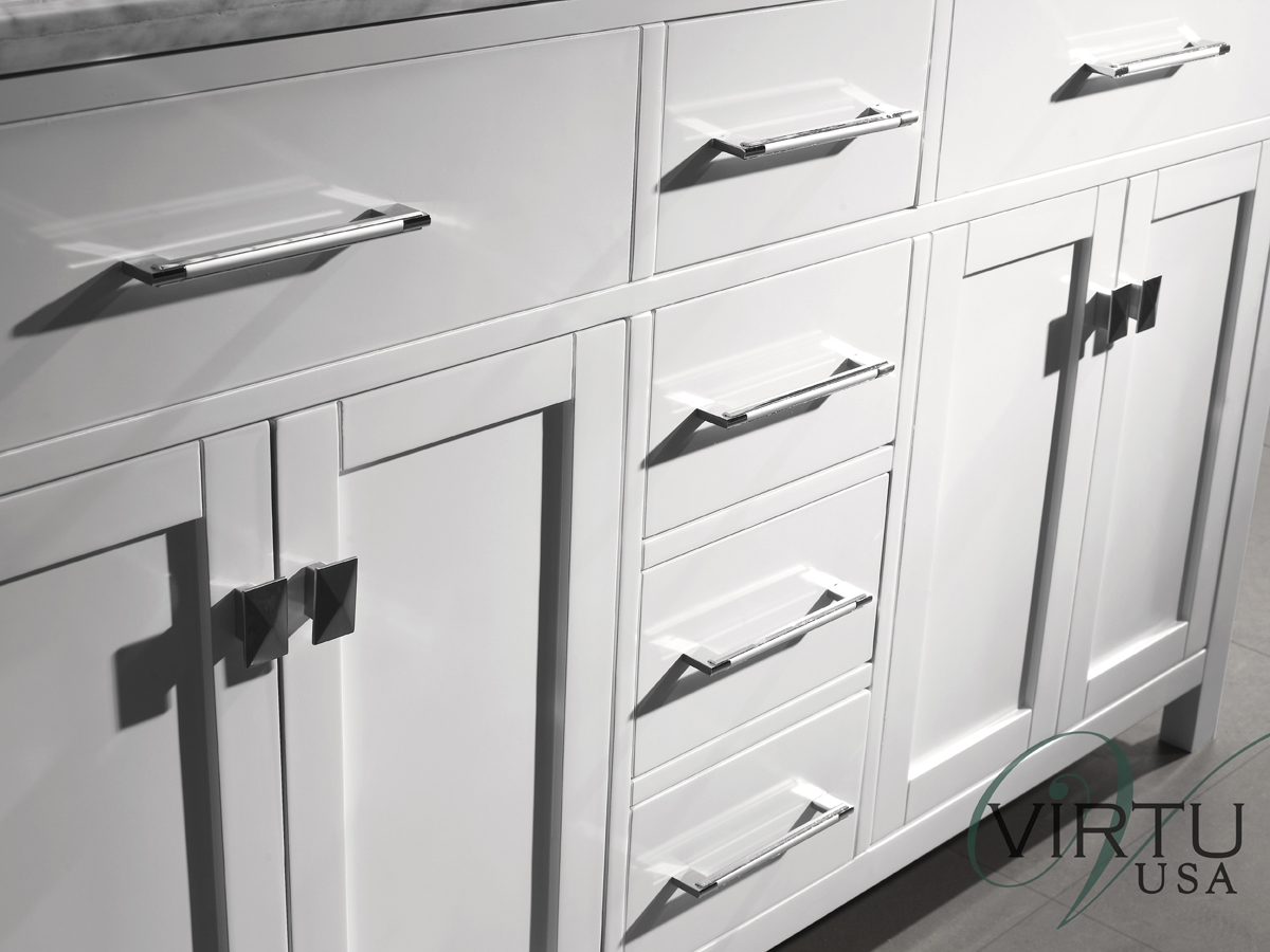 Brushed Nickel Hardware
