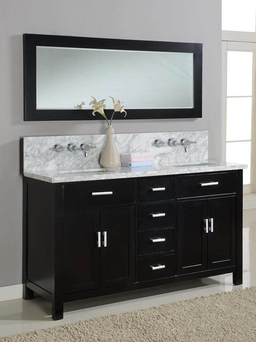 "62.5"" Winsted Double Vanity"