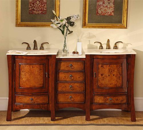 "67"" Callos Double Sink Vanity"