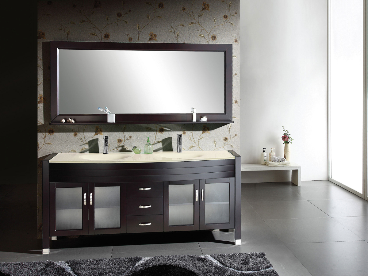 Ivory Artificial Stone Top