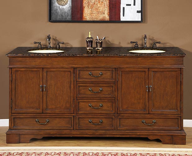 Baltic Brown Granite counter top