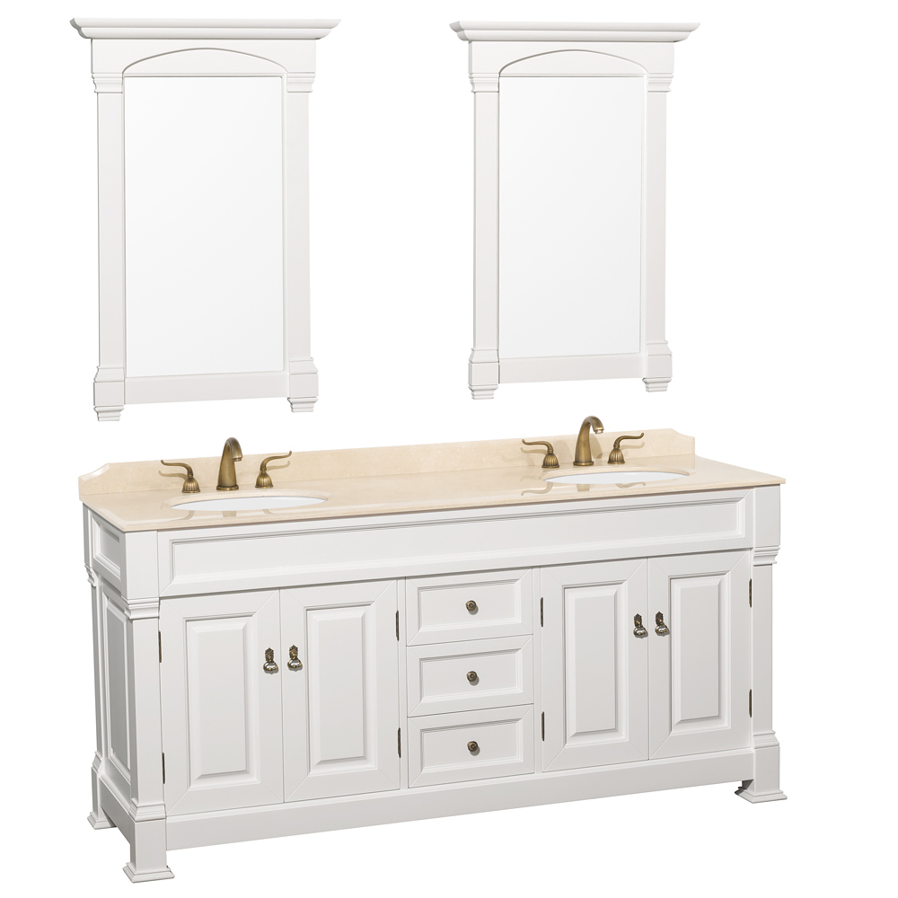 Shown with Ivory Marble Top