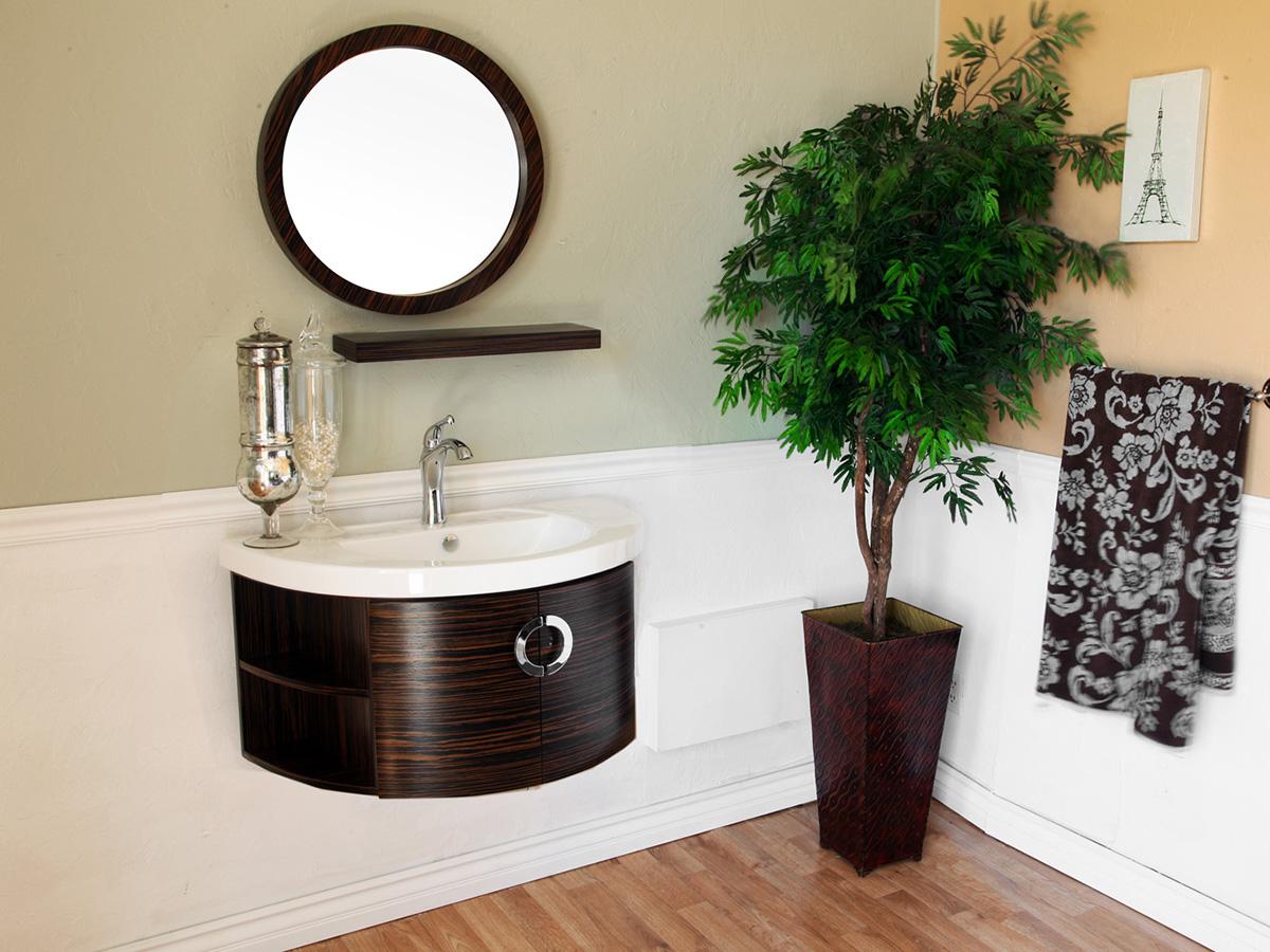 """34"""" Arginio Single Bath Vanity"""