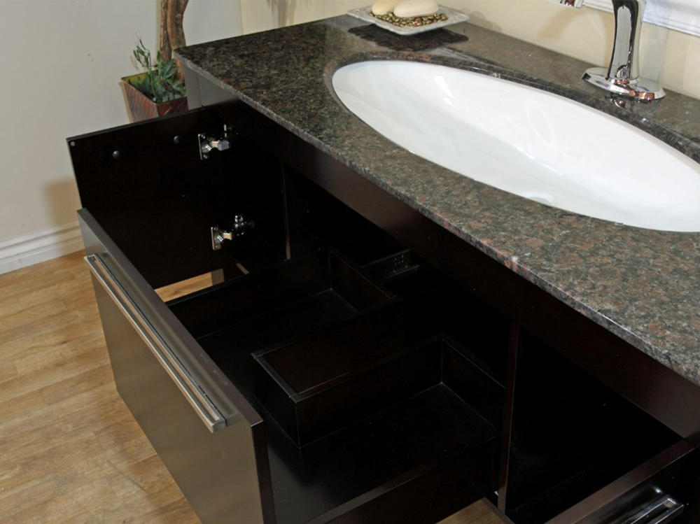 Tan Brown Granite Top