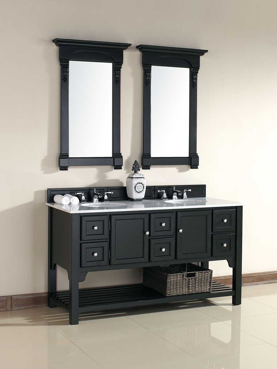 "60"" South Hampton Double Sink Vanity"