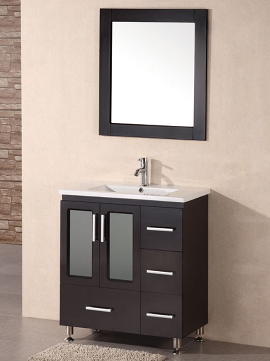 32 Quot Stanton Single Bath Vanity Espresso Bathgems Com