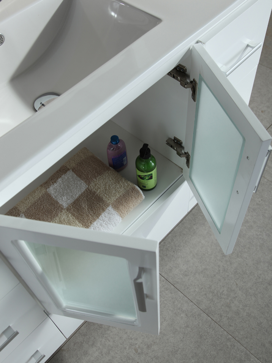 Glass Inserts On Cabinet Doors