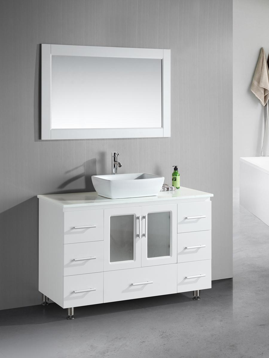 """48"""" Stanton Single Vessel Sink Vanity"""