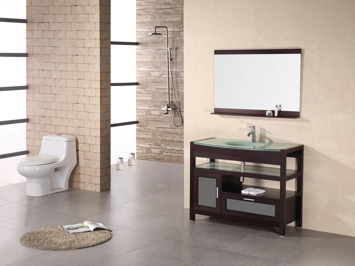 "43"" Milan Single Bath Vanity Bathgems"