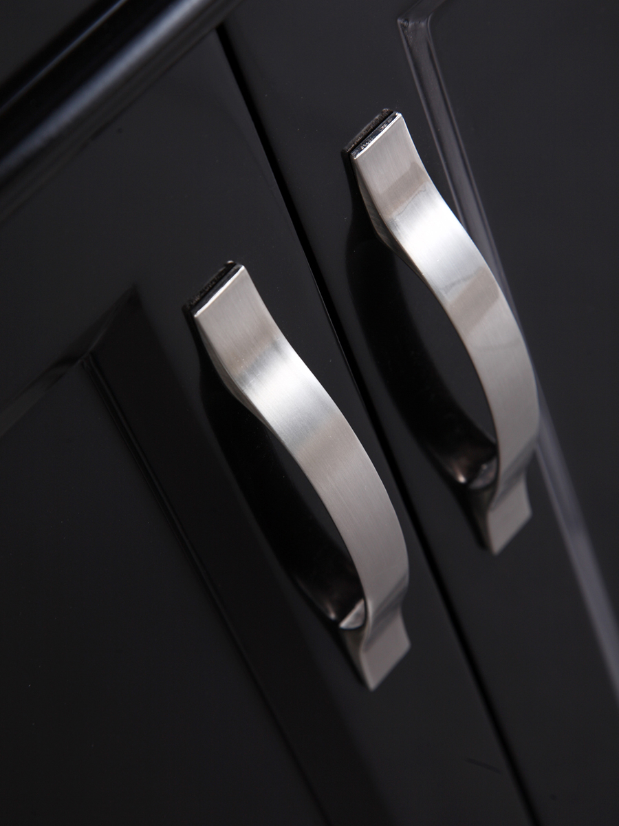 Satin Nickel hardware