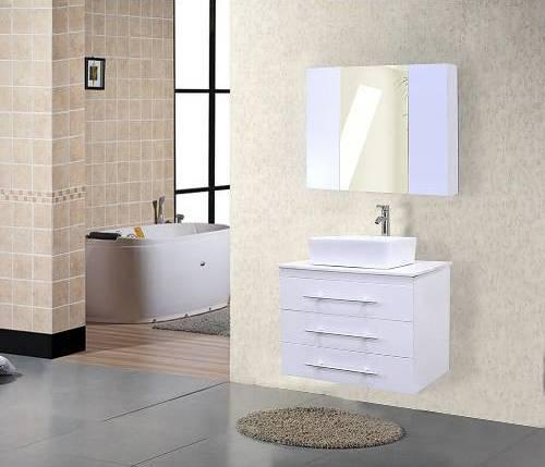 """30"""" Portland Vessel Sink Vanity"""