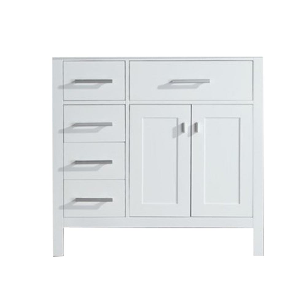 style vanity shown white bath single vanities top drawers twi london d sided without left bathgems com htm